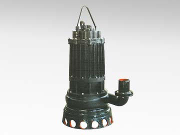 Submersible slurry pump QZ type